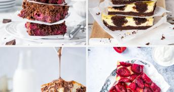 13 Blechkuchen für den großen Kuchenhunger