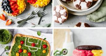 Fußball-Snacks für deine Em-Party zu Hause