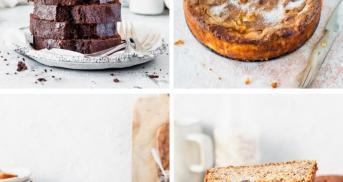 Glutenfreie Lieblingskuchen, die richtig gut schmecken