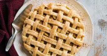 Original Apple Pie: 3 Regeln für eine blättrige