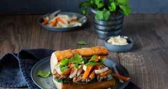 Bánh mì - Sandwich à la Vietnam