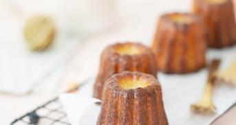 Cannelés im Cookit