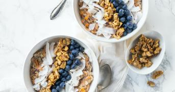 Carrot Cake Porridge so lecker wie der Kuchenklassiker