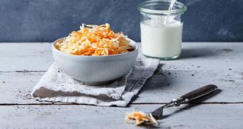 Coleslaw - nur von Tante Inge aus Amerika