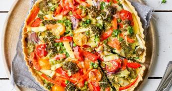 Gemüsequiche - die einzig Wahre!