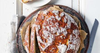 Saftiges Kartoffelbrot - noch besser als vom Bäcker