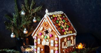 Lebkuchenhaus im Cookit