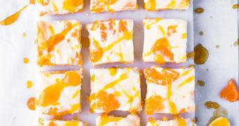 Mandarinen-Schmand-Kuchen vom Blech