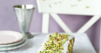 Schneller Mascarpone-Kuchen mit Himbeeren