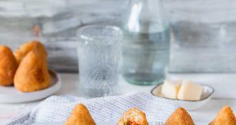 Original Arancini – Sizilianische Reisbällchen