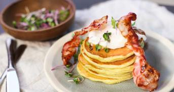 Avocado-Pancakes
