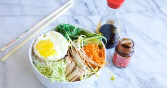 Bibimbap – Soulfood auf Koreanisch
