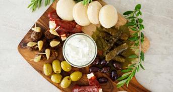 Griechische Vorspeisen einfach selber machen