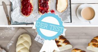 Hefeteig im Test: 6 Rezepte, 1 klarer Sieger