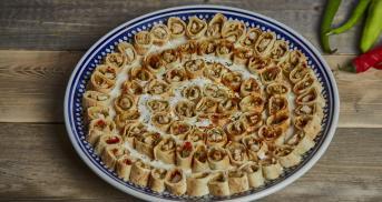 Sultan Kebabi mit Hähnchen