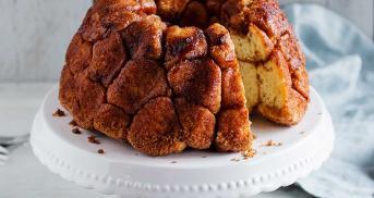 Monkey Bread - zupf dir ein Stück Kuchen ab