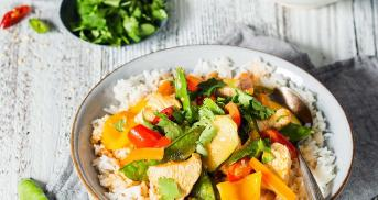 Thai Curry - das Original mit roter Currypaste