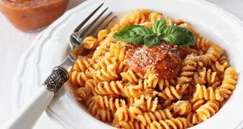 Tomatensoße aus dem Ofen
