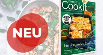 Das Simply Cookit Magazin zum kostenlosen Download