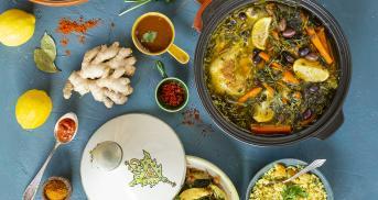 Original Tajine wie in Marokko zubereiten