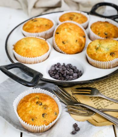 Low Carb Bananen Karotten Muffins Simply Yummy
