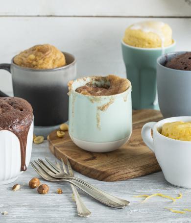 Nutella Tassenkuchen Aus 3 Zutaten In 3 Minuten Fertig