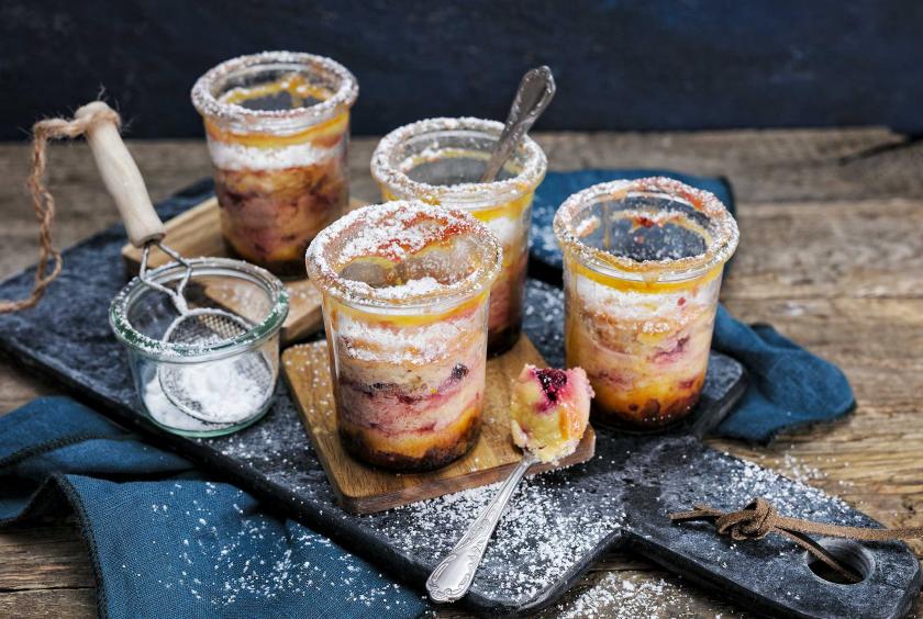 Himbeer Cheesecake Im Glas Rezepte Von Simply Yummy