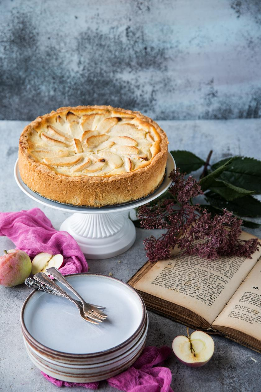 Apfel Schmand Kuchen Rezepte Von Simply Yummy