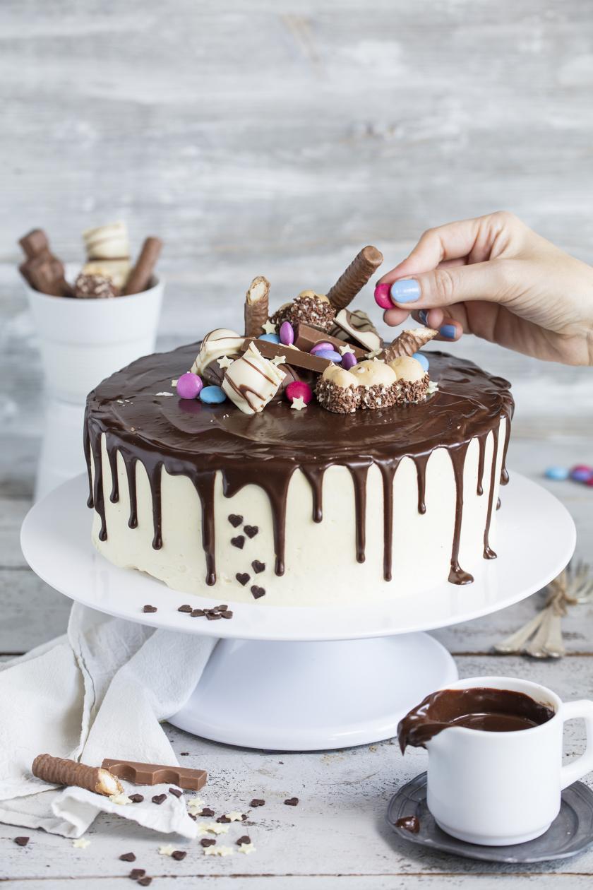Drip Cake So Geht Das Mit Der Perfekten Glasur