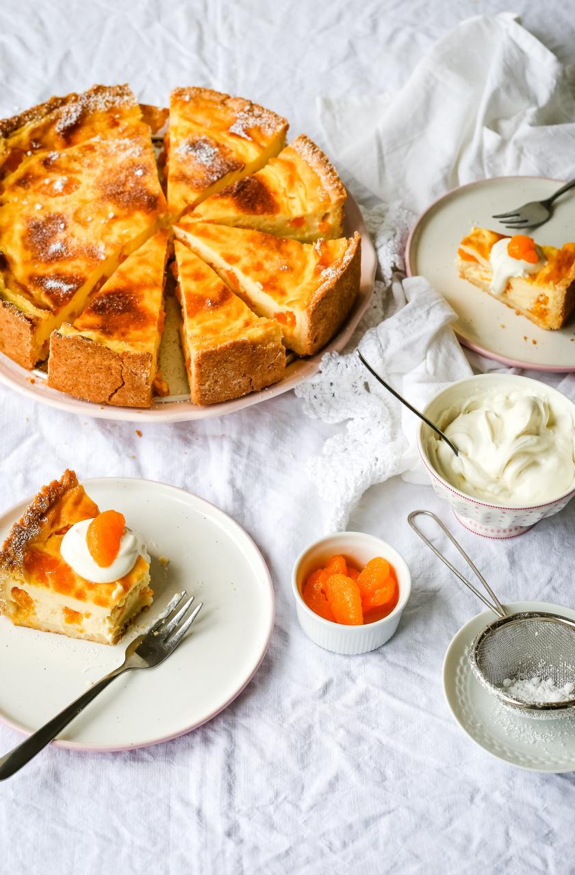 Mandarinen Schmand Kuchen Rezepte Von Simply Yummy
