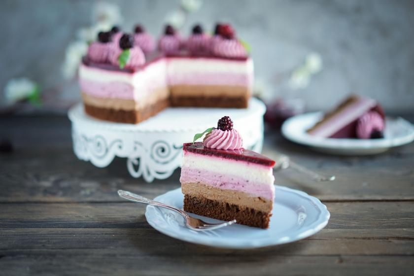 Brombeer Schokoladen Torte Rezepte Von Simply Yummy