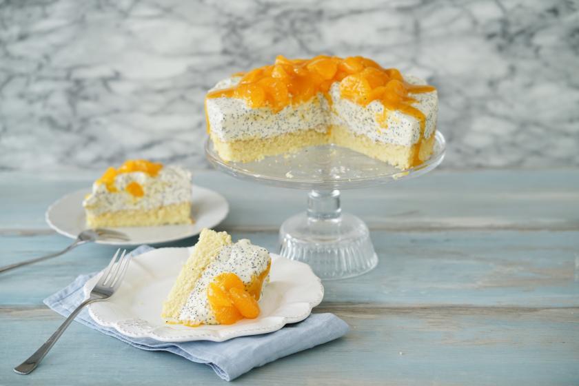 Fruchtige Mandarinen Quark Torte Simply Yummy