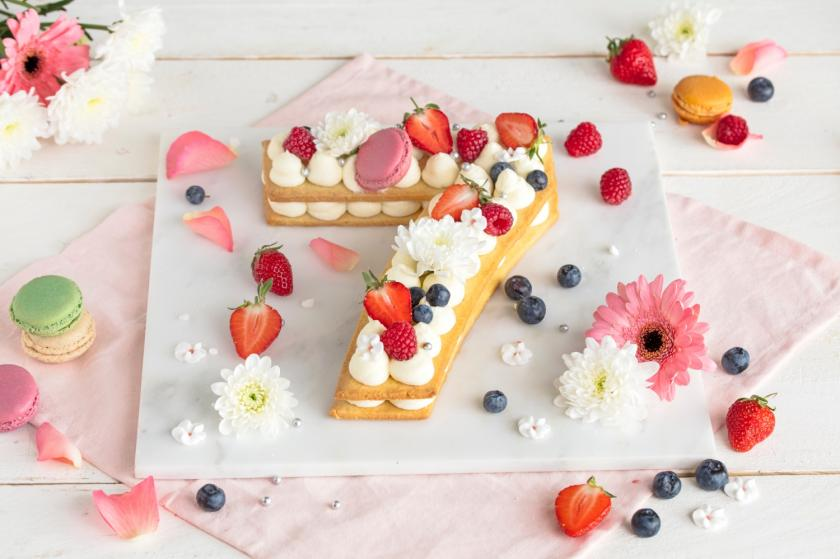 Number Cake Rezept Fur Instagram Trend Simply Yummy