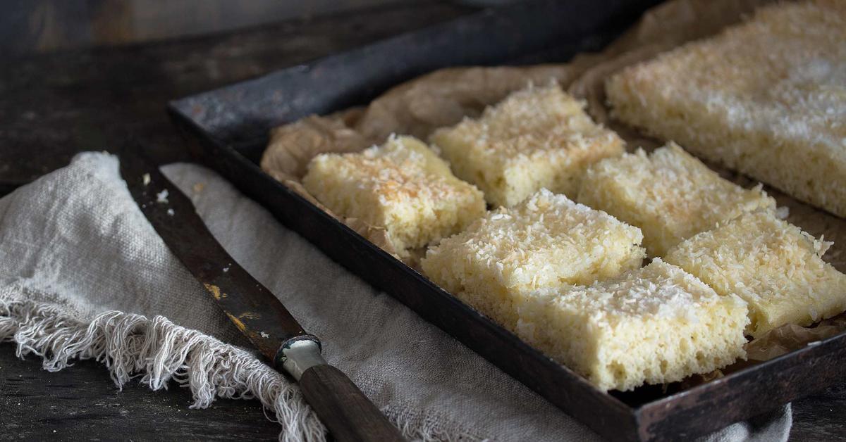 Coconut Buttermilk Pie Simply Yummy