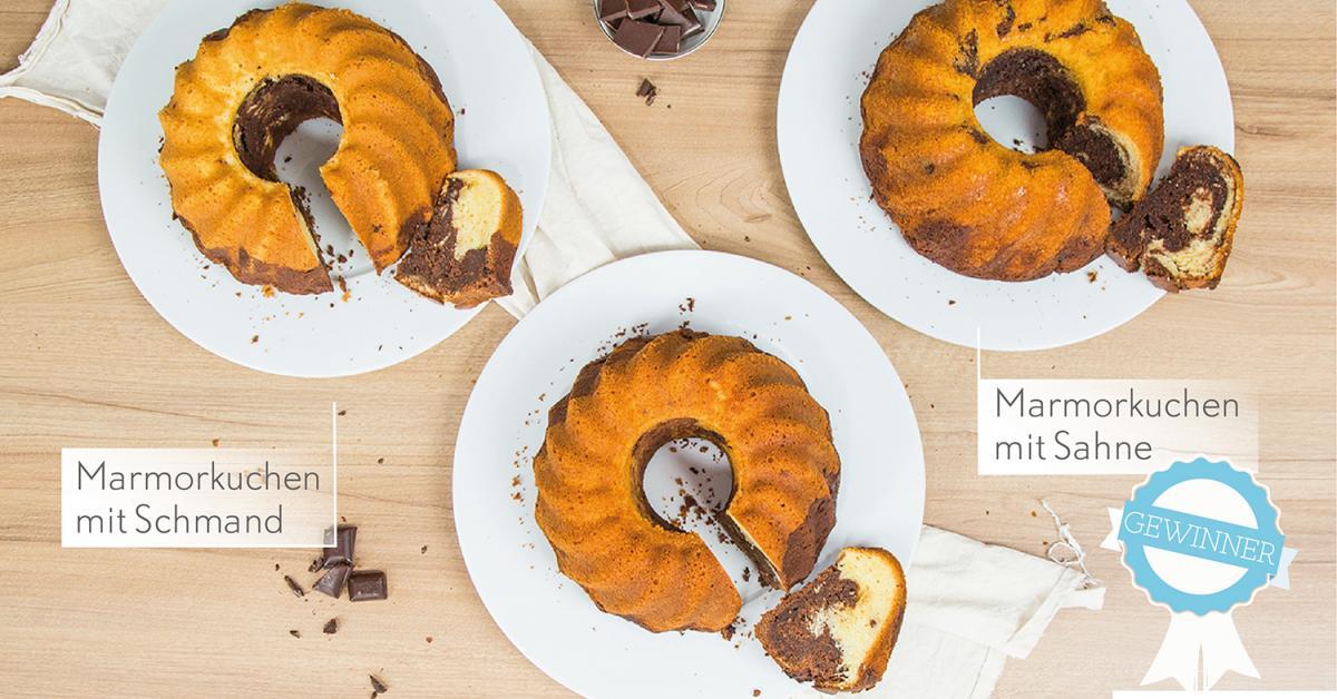 Marmorkuchen Super Saftig Klar Mit Diesen Tricks Von Oma