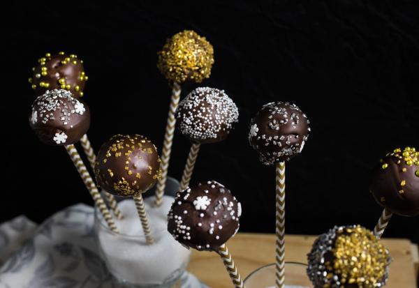 Lebkuchen Cake-Pops